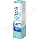 Revital Vápník+hořčík+vitaminy tbl. eff. 20