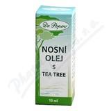 Dr. Popov Nosní olej s Tea Tree 10ml