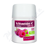 PargaVit Vitamin C malina tbl. 90