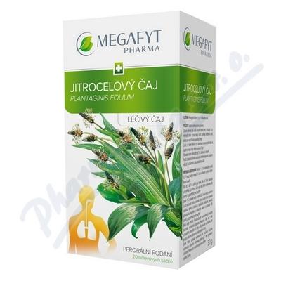 Megafyt Jitrocelový čaj por.spc.20x1.5gm