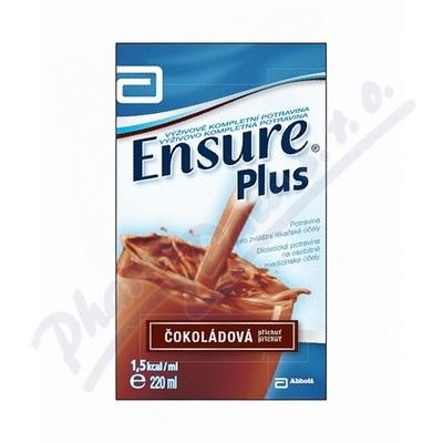 Ensure Plus čokoládová příchuť por.sol.1x220ml