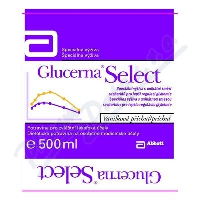 Glucerna Select vanilková příchuť por.sol.1x500ml