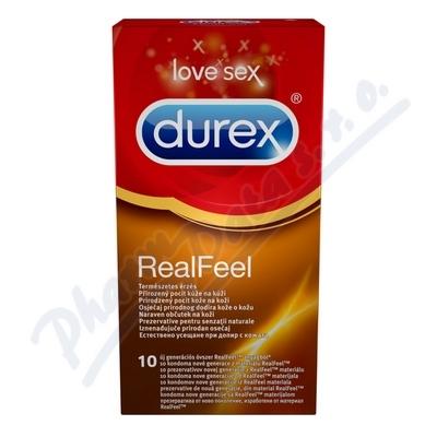 Prezervativ Durex Real Feel 10 ks