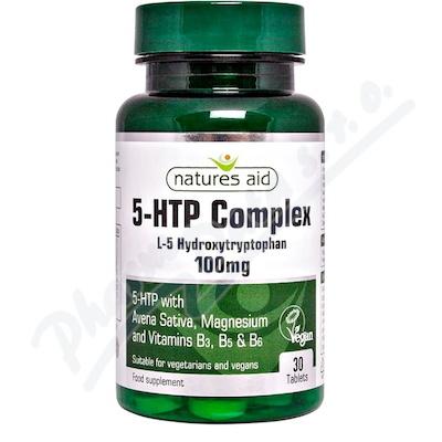 5-HTP Complex 100 mg (L-5 Hydroxytryptofan) tbl.30