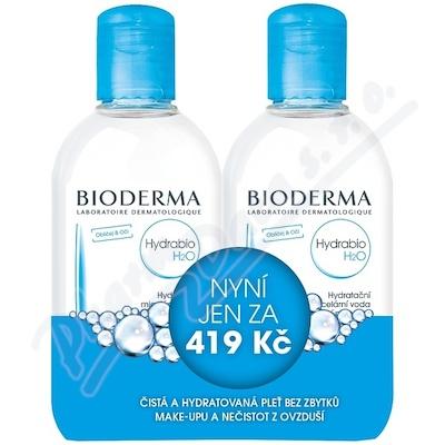 BIODERMA Hydrabio H2O 250 ml 1+1 (FESTIVAL)