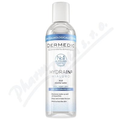 DERMEDIC H3 Micelární voda H2O 100ml