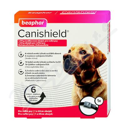 Canishield 1.04g obojek pro velké psy 65cm