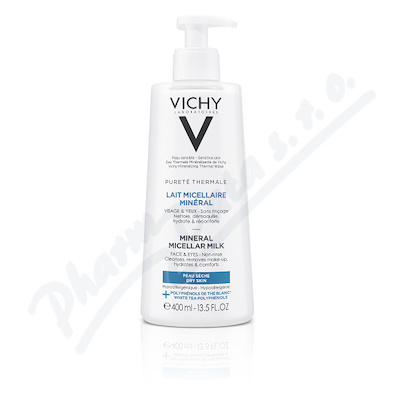 VICHY Pureté Thermale Milk Dry 400 ml