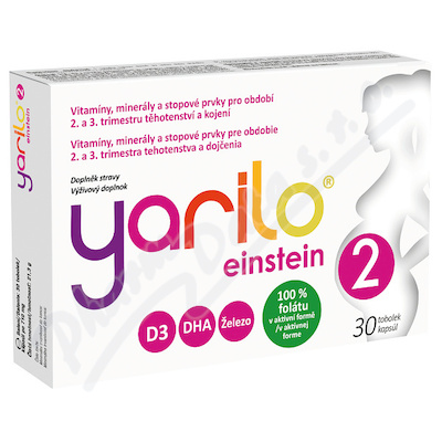 YARILO einstein 2 tob.30