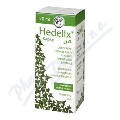 Hedelix s.a. gtt.1x20ml